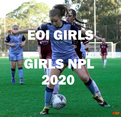 EOI girls npl 2020