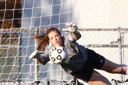 girl goalie