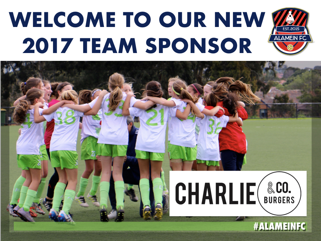 charlie and co sponsor