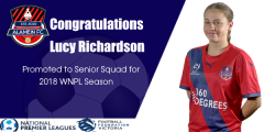 lucy richardson welcome